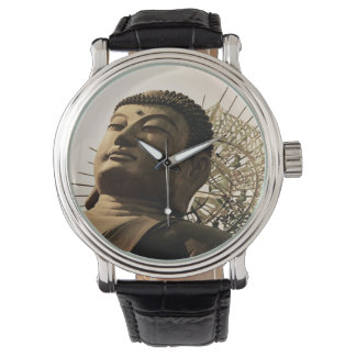 Huge Buddha Watch