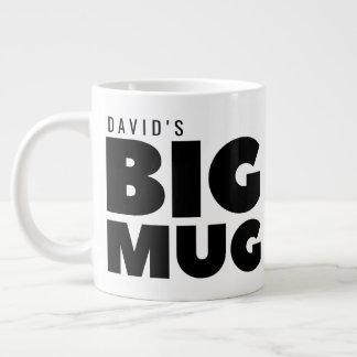 Huge Custom Name Novelty Giant Coffee Mug