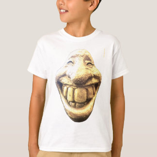 Huge Happy Face T-Shirt