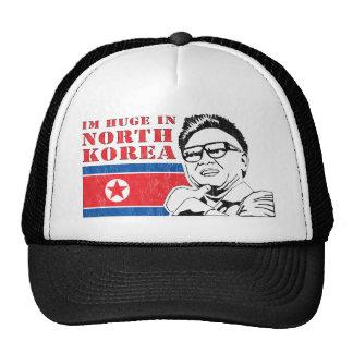 huge only in north korea - kim jong il cap