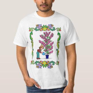 Huge pot plant t shirts