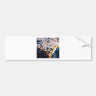 huge rock cube bumper sticker