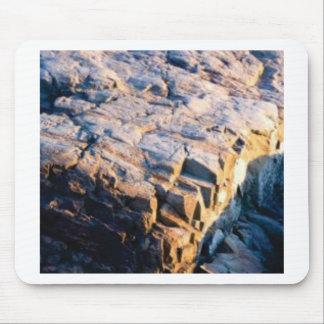 huge rock cube mouse pad