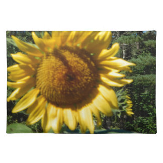 Huge Sunflower Placemat