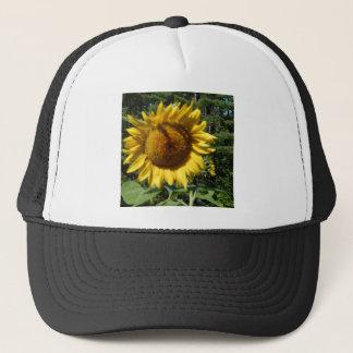 Huge Sunflower Trucker Hat