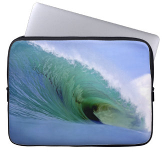 Huge Wave Nias Island Laptop Sleeve