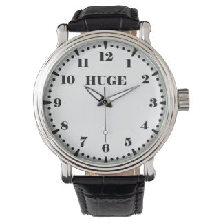 Huge Zazzle wrist watch