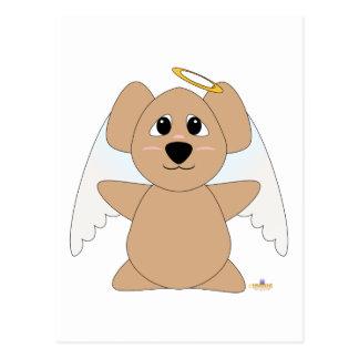Huggable Angel Koala Bear Post Card