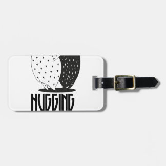 Hugging Day - Appreciation Day Luggage Tag