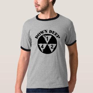 Hugh Howey Down Deep Mechanic Shirt