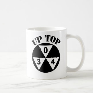 Hugh Howey Up Top I.T. Mug