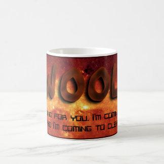 Hugh Howey WOOL Coming to Clean Mug