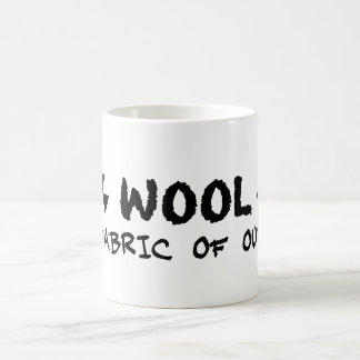 Hugh Howey WOOL The Fabric of Our Lies Mug