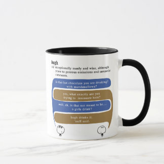 hugh mug