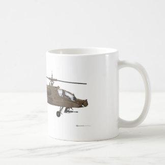 Hughes AH-64 Apache Coffee Mug
