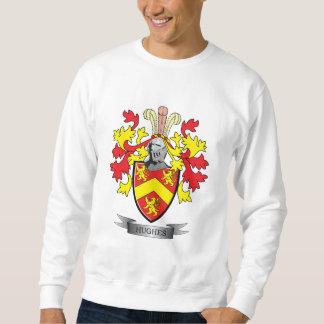 Hughes Coat of Arms Sweatshirt