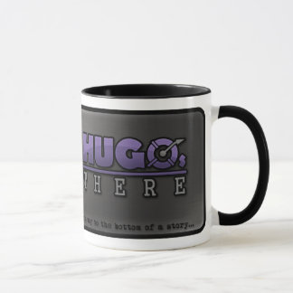 """""""Hugo's There"""" Official Mug"""