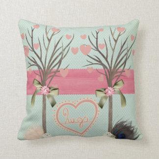 Hugs American MoJo Pillows Throw Cushions