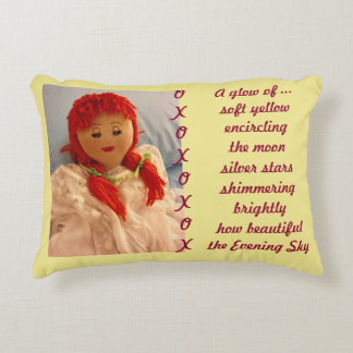 Hugs & Kisses Decorative Cushion