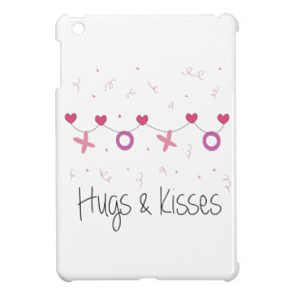 Hugs & Kisses Case For The iPad Mini