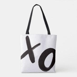 Hugs & Kisses XO Tote Bag