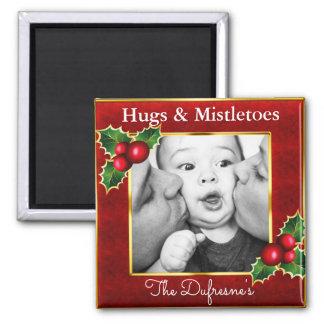 Hugs & Mistletoes Personalised Christmas