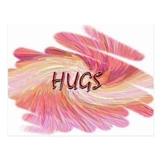 Hugs Postcards