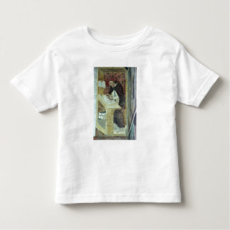 Hugues de Provence at his Desk, from the Cycle of Toddler T-Shirt