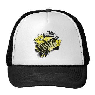 huh mesh hats