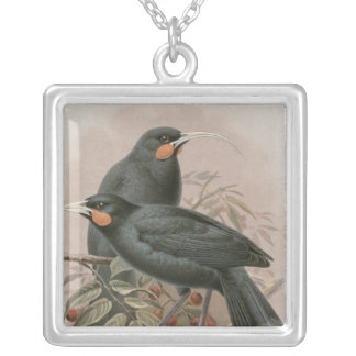 Huia Silver Plated Necklace