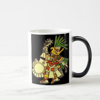 Huitzilopochtli Morphing Coffe Mug