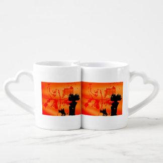 hukeh reflex coffee mug set