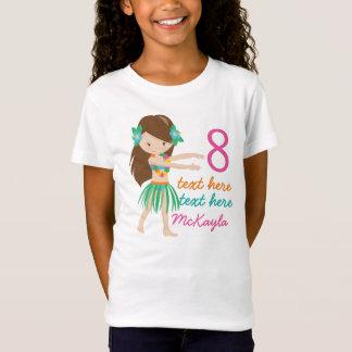 Hula Birthday T-Shirt