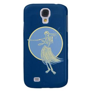 Hula Death Luau Samsung Galaxy S4 Covers