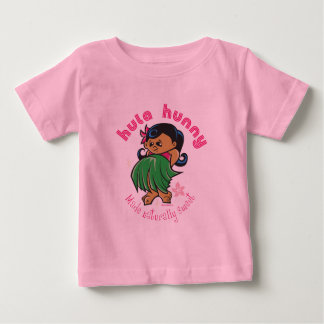 Hula Hunny full-color tee
