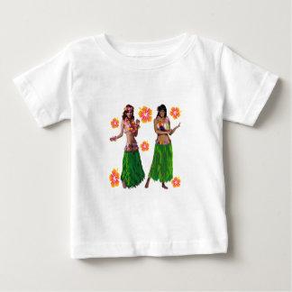 hula kaiko baby T-Shirt