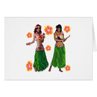 hula kaiko card