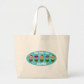 Hula Monkey Club ALOHA Bag