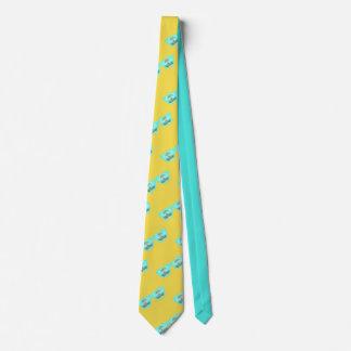 Hula Palm Sunglasses necktie