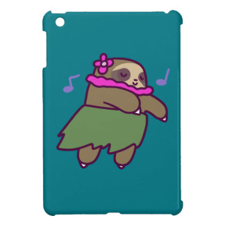 Hula Sloth iPad Mini Cases