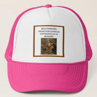 HULA TRUCKER HAT