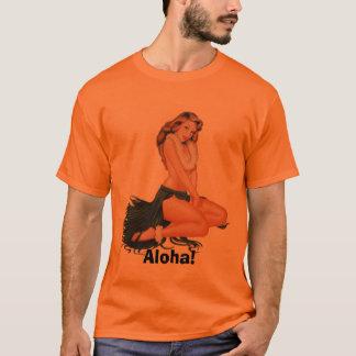 HulaGirl, Aloha! T-Shirt