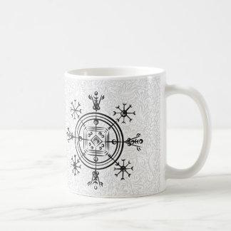 Hulinhjalmur Icelandic magical sign Coffee Mug