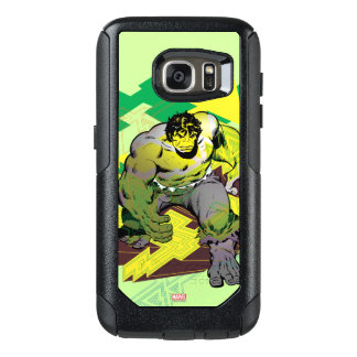 Hulk Abstract Graphic OtterBox Samsung Galaxy S7 Case
