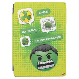 Hulk Emoji iPad Air Cover
