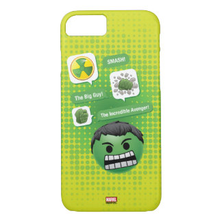 Hulk Emoji iPhone 8/7 Case