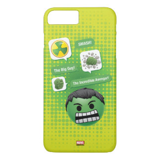 Hulk Emoji iPhone 8 Plus/7 Plus Case