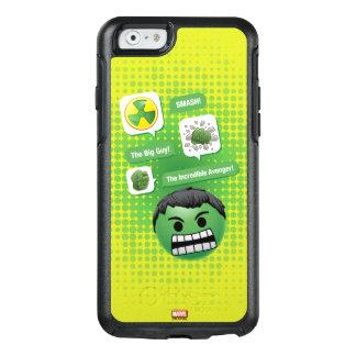 Hulk Emoji OtterBox iPhone 6/6s Case