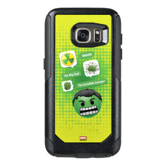 Hulk Emoji OtterBox Samsung Galaxy S7 Case