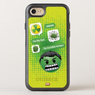 Hulk Emoji OtterBox Symmetry iPhone 8/7 Case